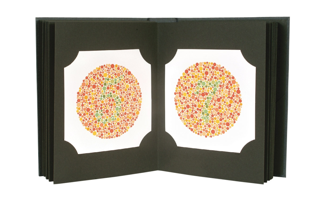 Ishihara Color Tests Omtao